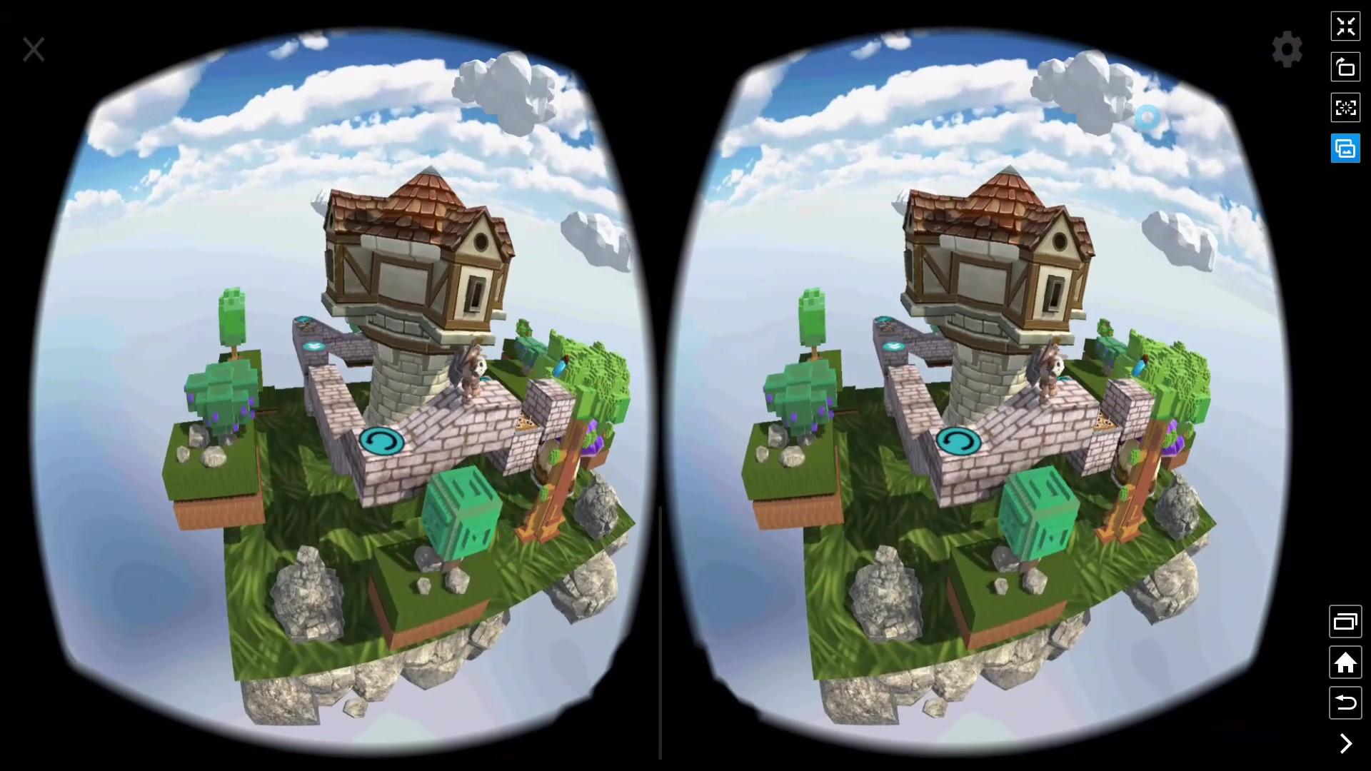 Mystery Island AR/VR