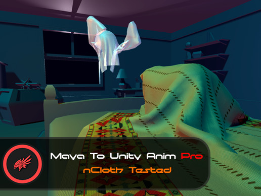 Maya to Unity Anim Pro