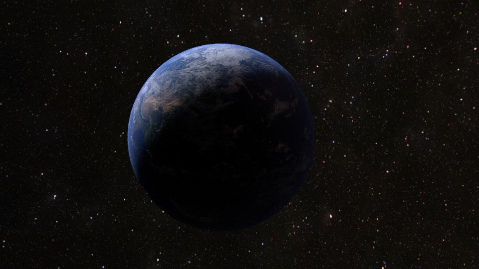 Simple Earth Model