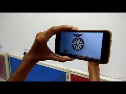 Darts Using Manomotion