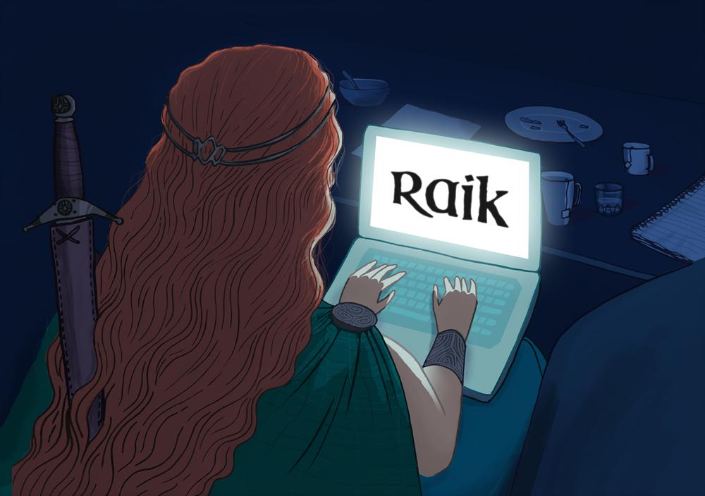 Raik Cover Art