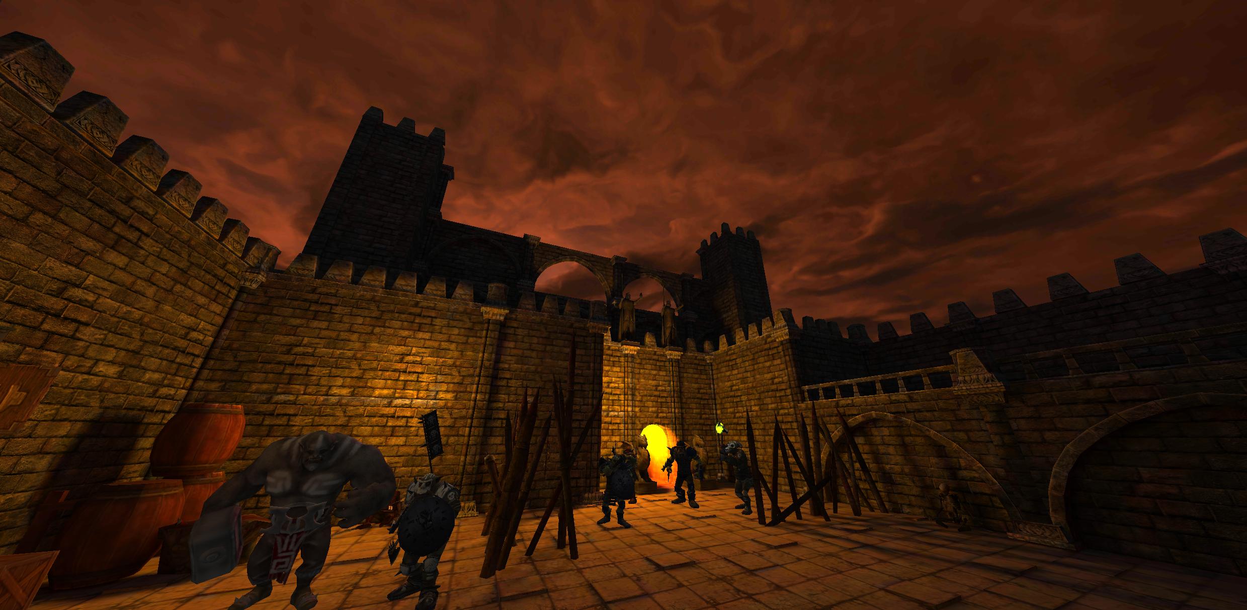 Kill All Orcs VR
