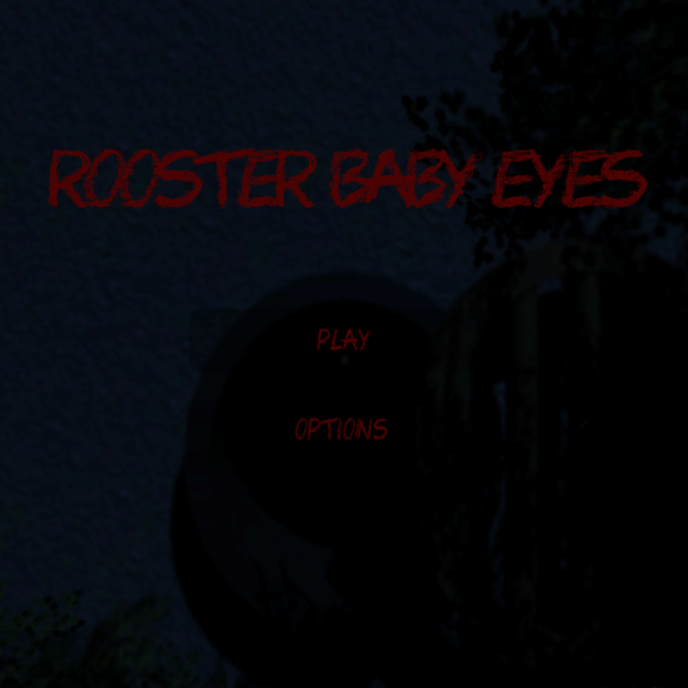 Rooster Baby Eyes