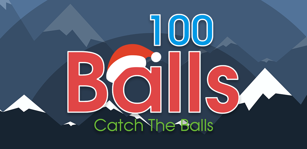100 Balls - Catch The Balls