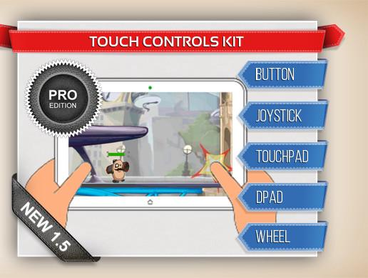 Touch Controls Kit