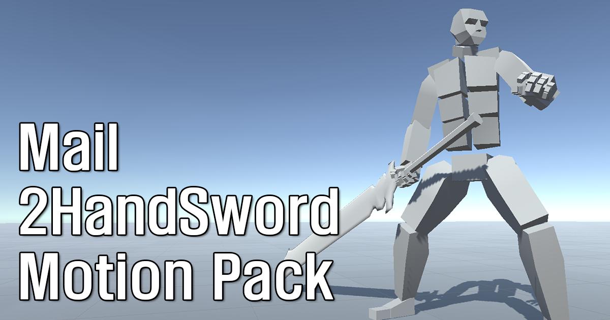 2HandSword-Motion Pack