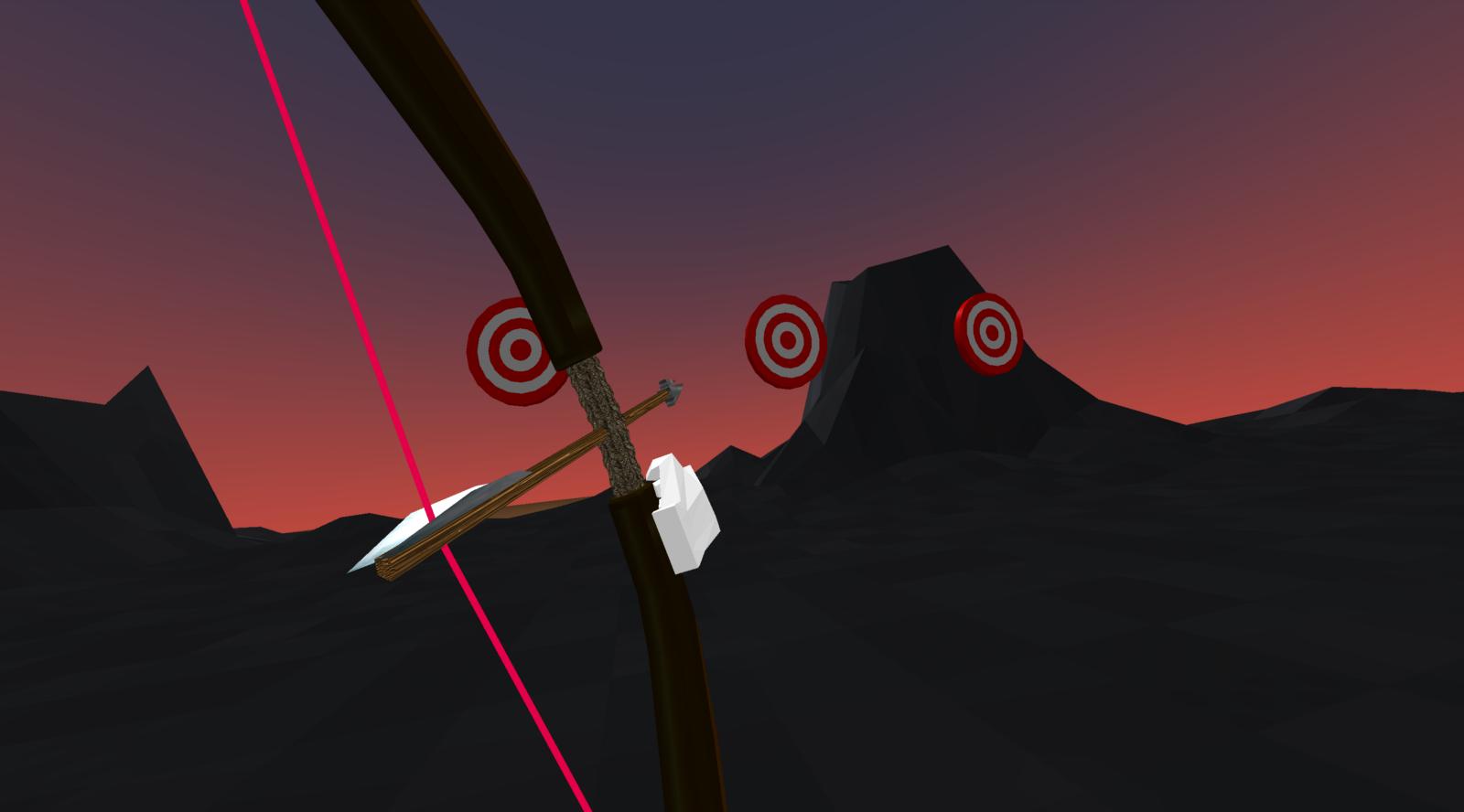 "The Bow & Arrow is Virtual Reality's ""Hello, World"""