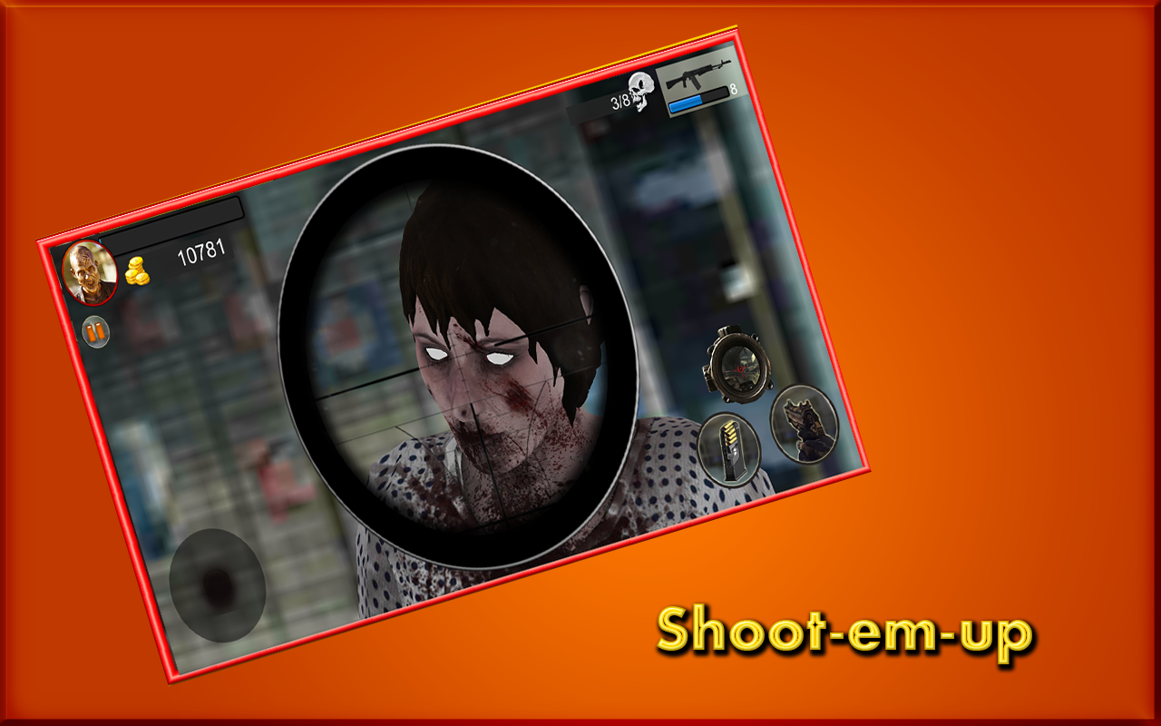 nDead Zombie Frontier Target