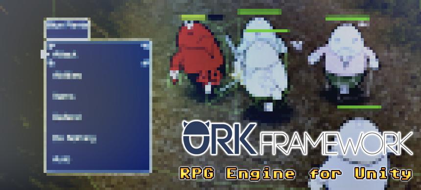 ORK Framework - RPG Engine
