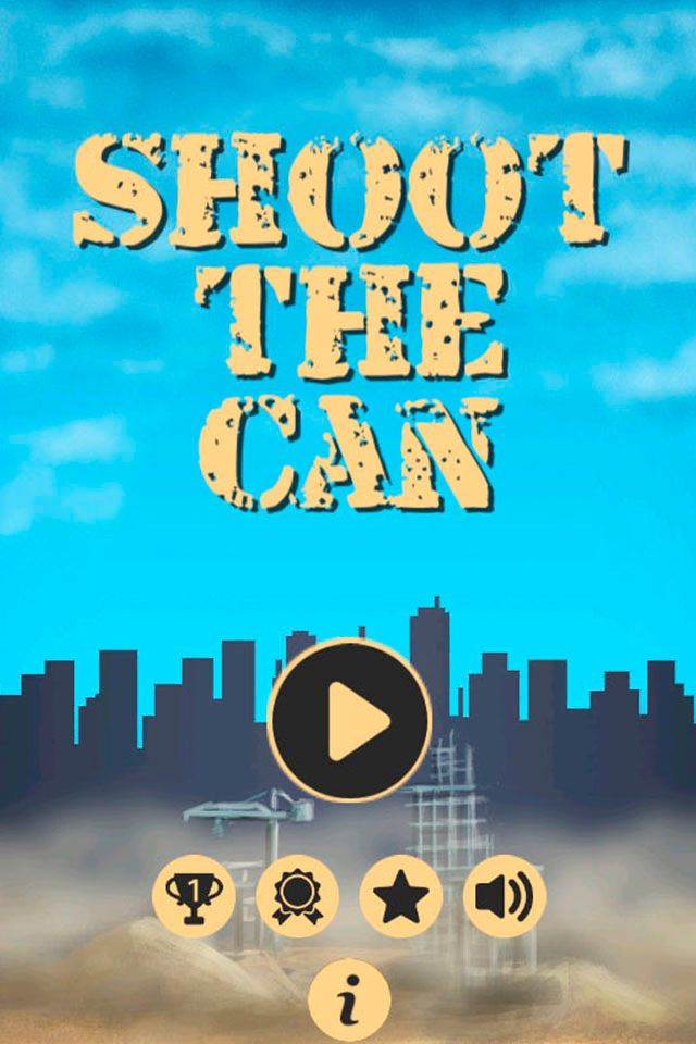 Shoot the can
