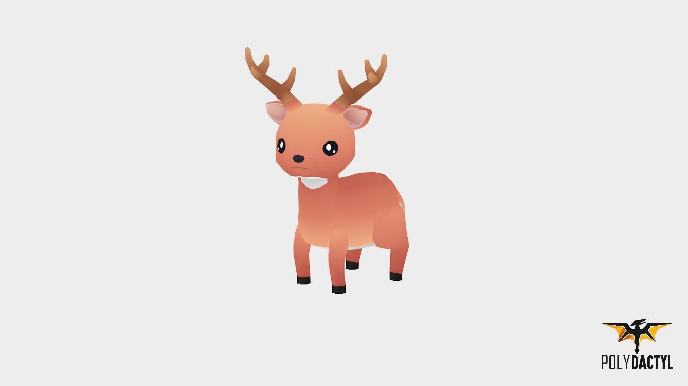 Dash the Deer - Wild Series