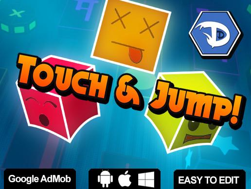 Touch And Jump!