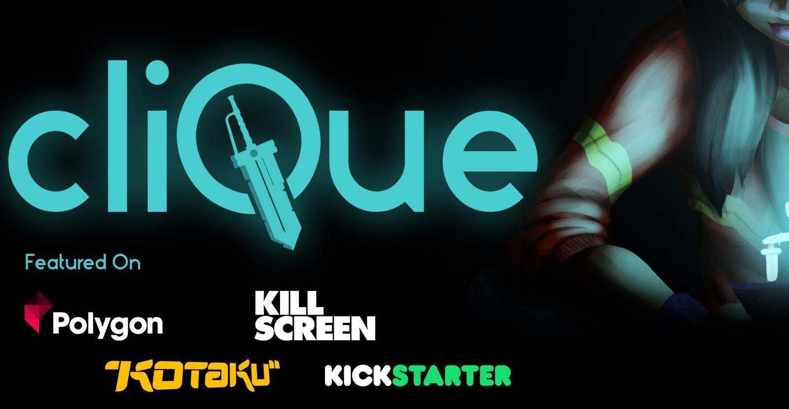 Clique (Kickstarter Game)