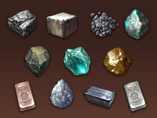 MiningSet_ore,stone,metal