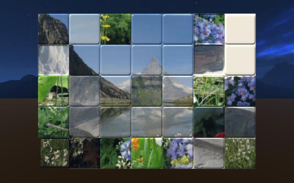 Puzzle 3D Blocks