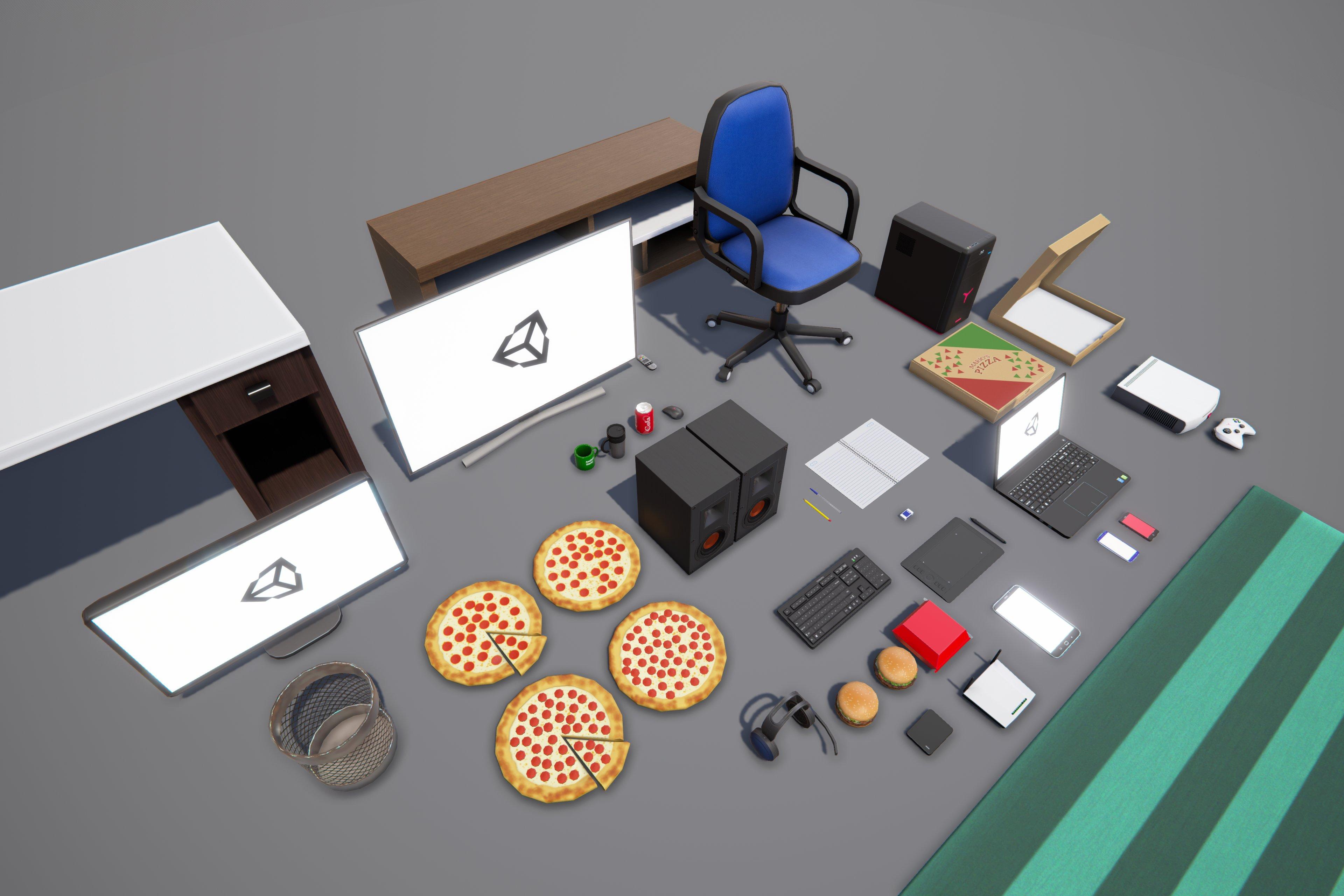 Studio & Office Props