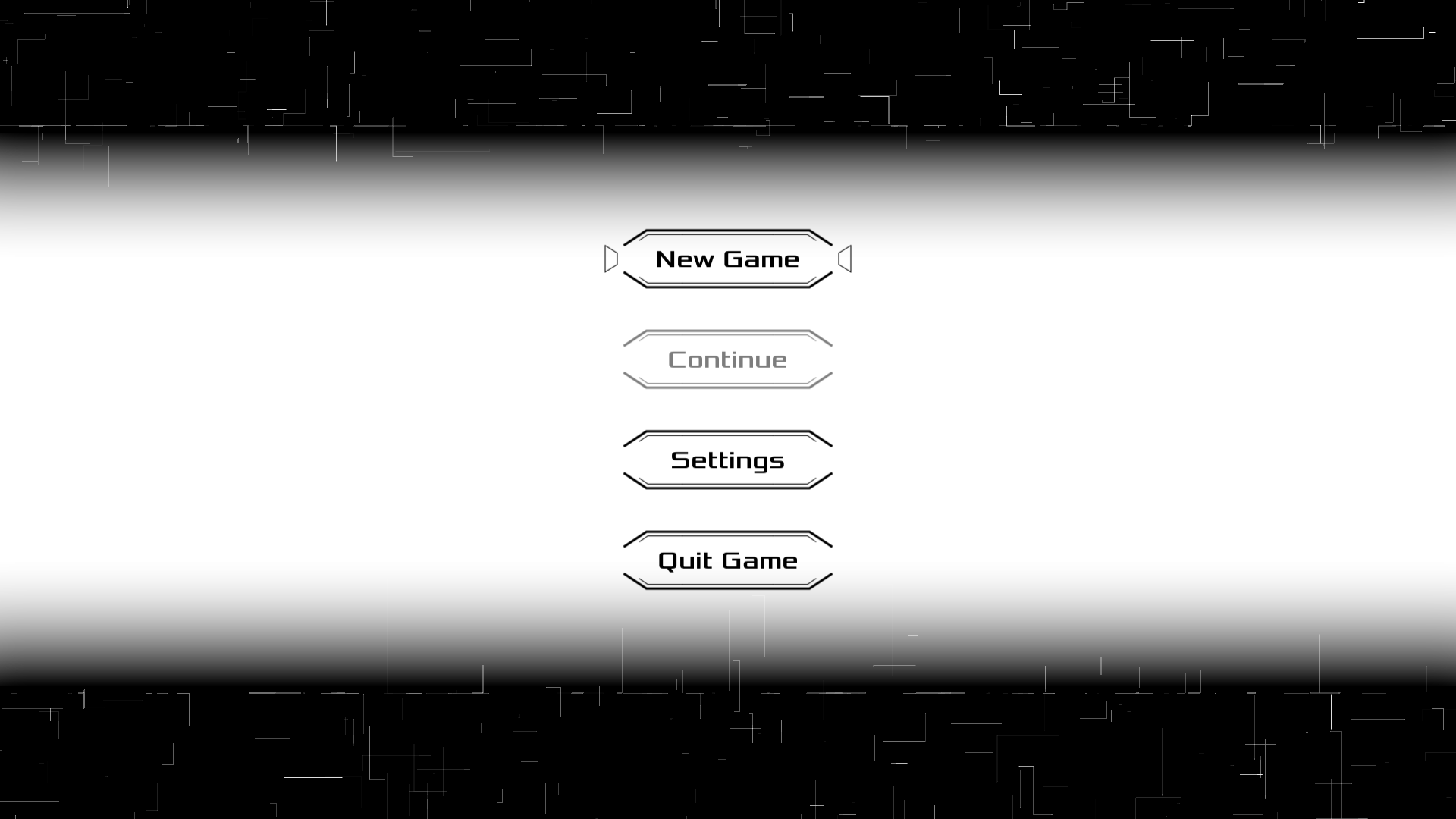 Sci-Fi UI Design