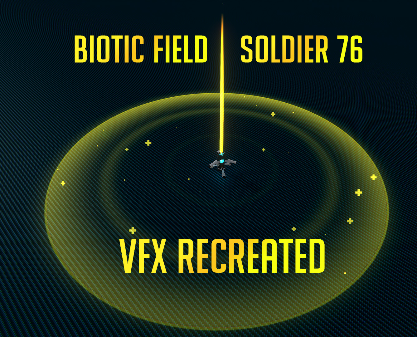 VFX Recreated - Biotic Field (Overwatch)