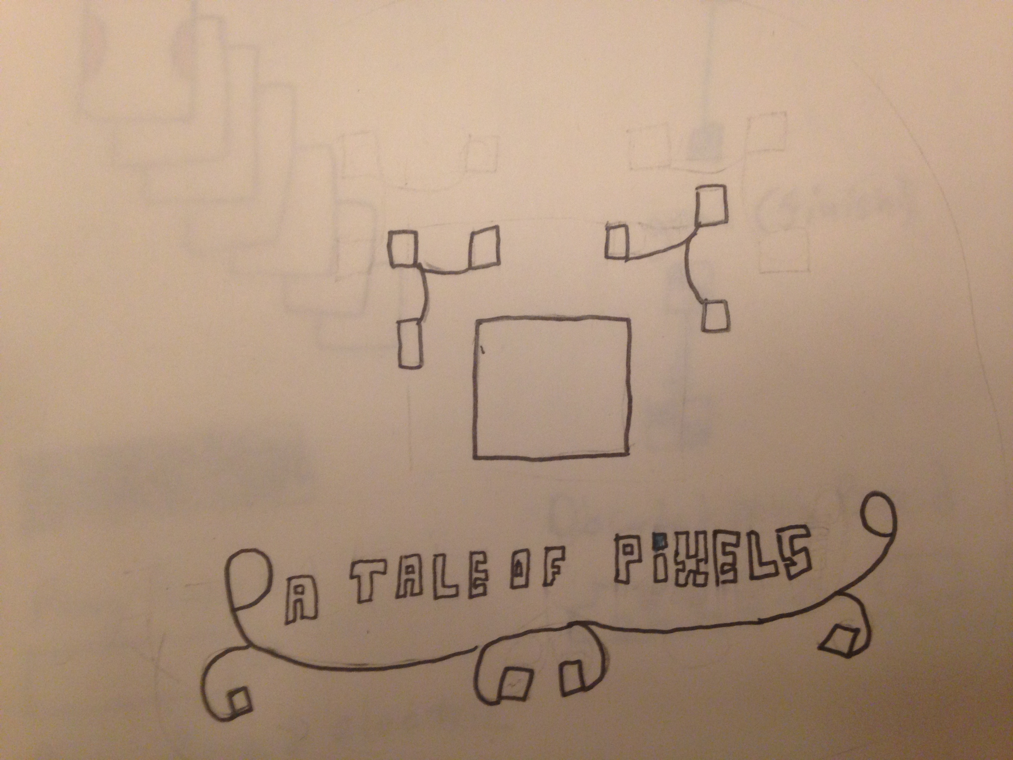 A Tale Of Pixels