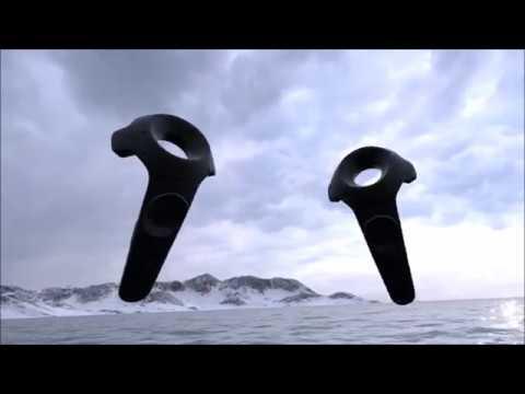 Sea test HTC Vive