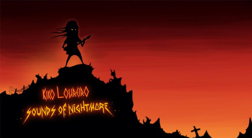Kiko Loureiro Sounds of Nightmare