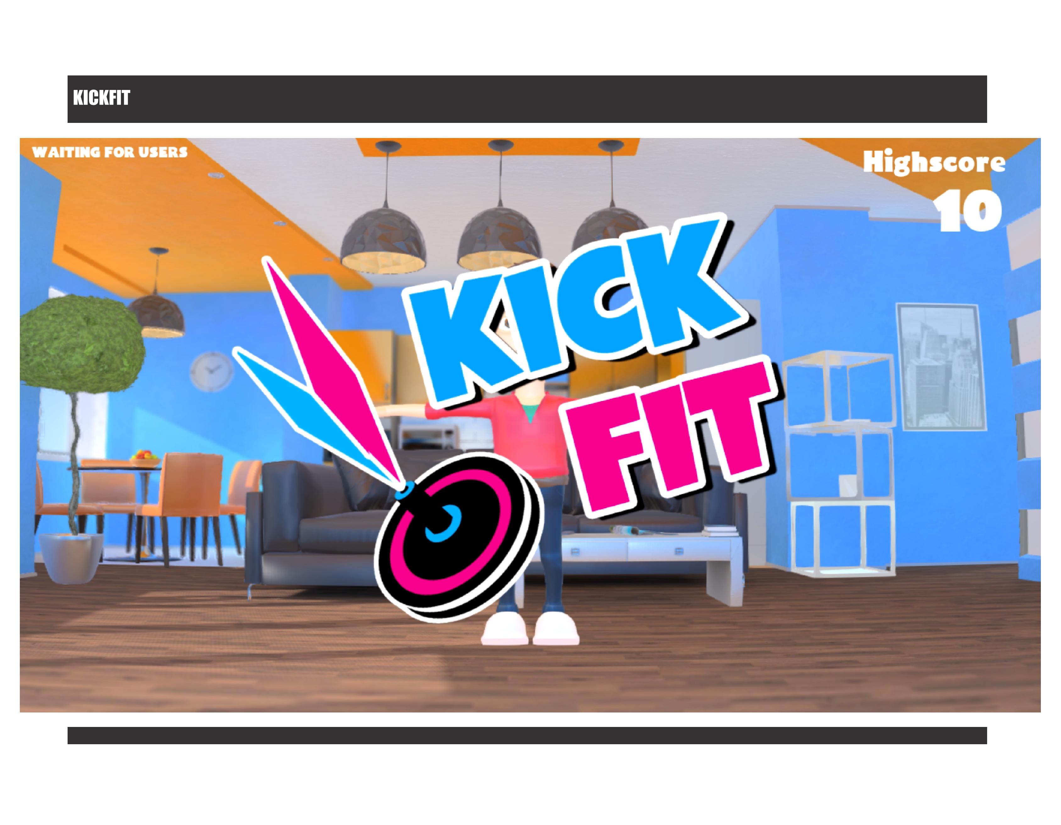 KickFit (Kinect v2)