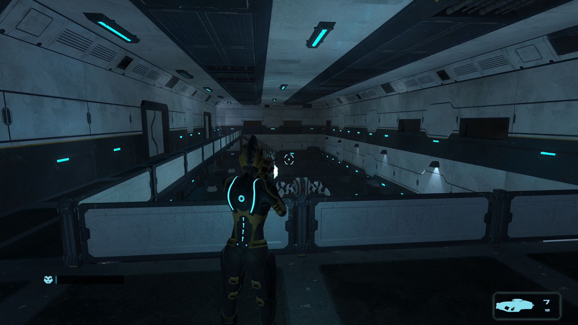 Mech Hunter - 3D Sci-Fi Game