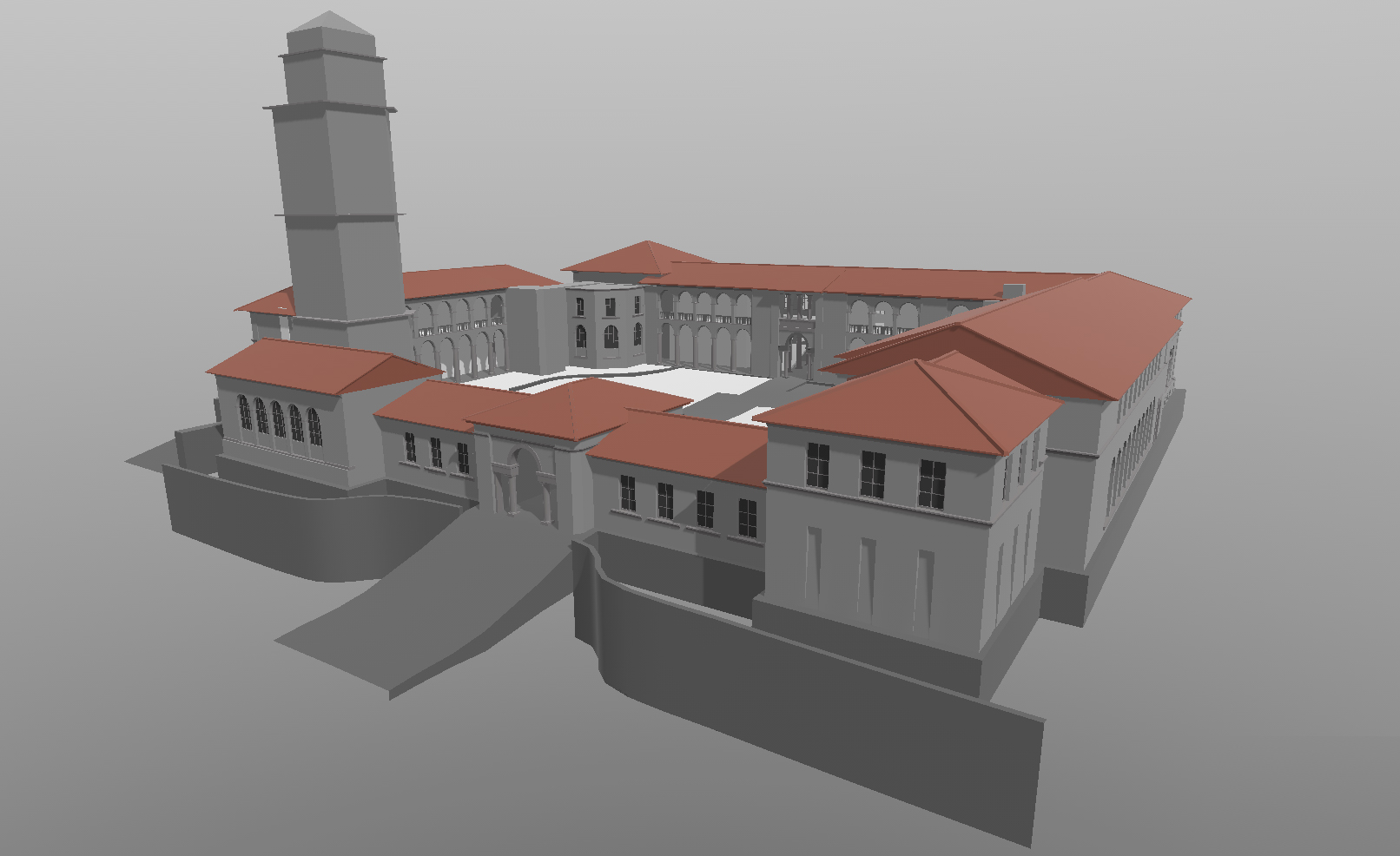 University facility