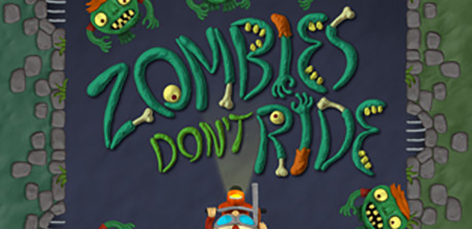 Zombies Don't Ride