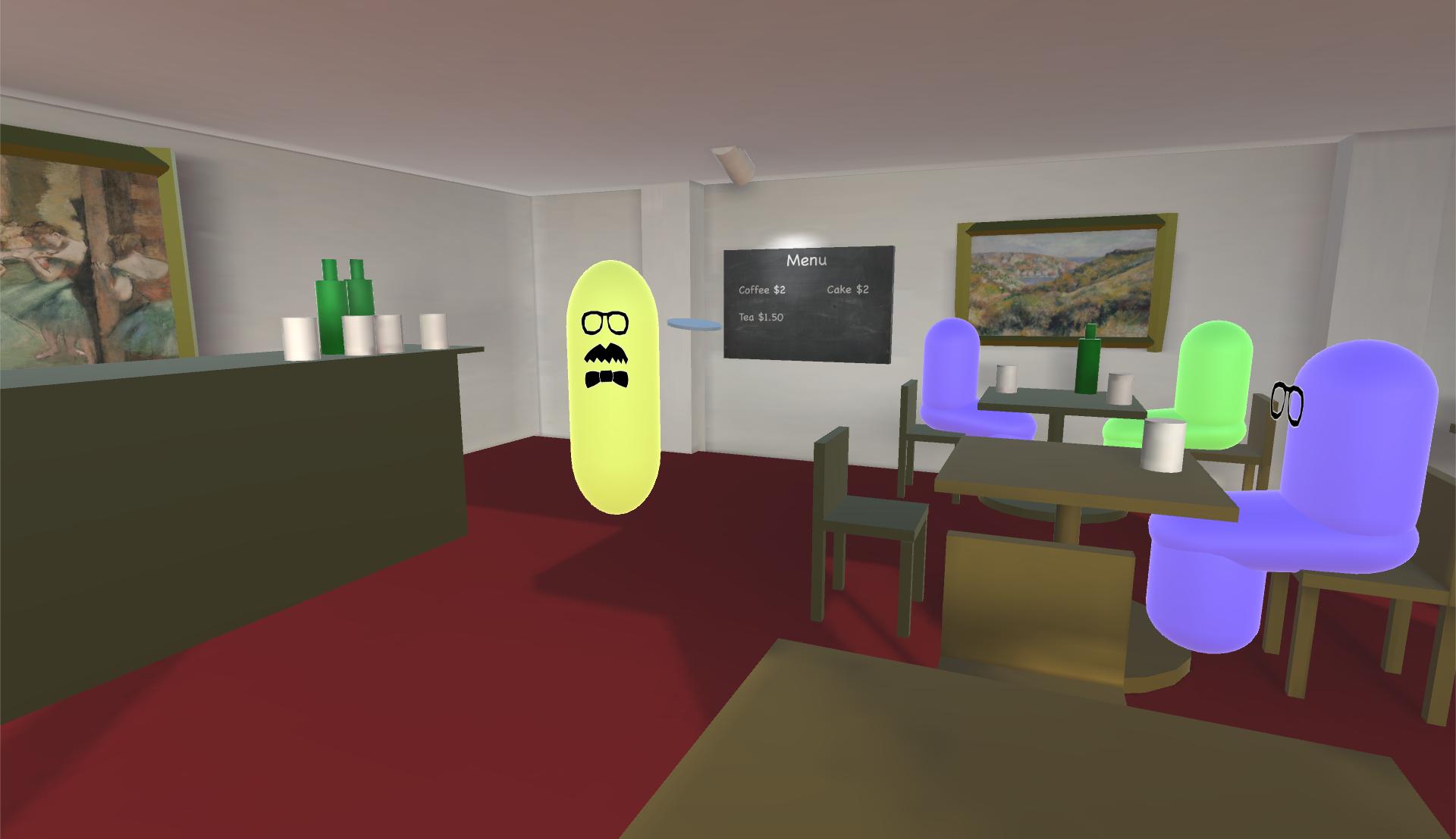 Language Learning Cafe