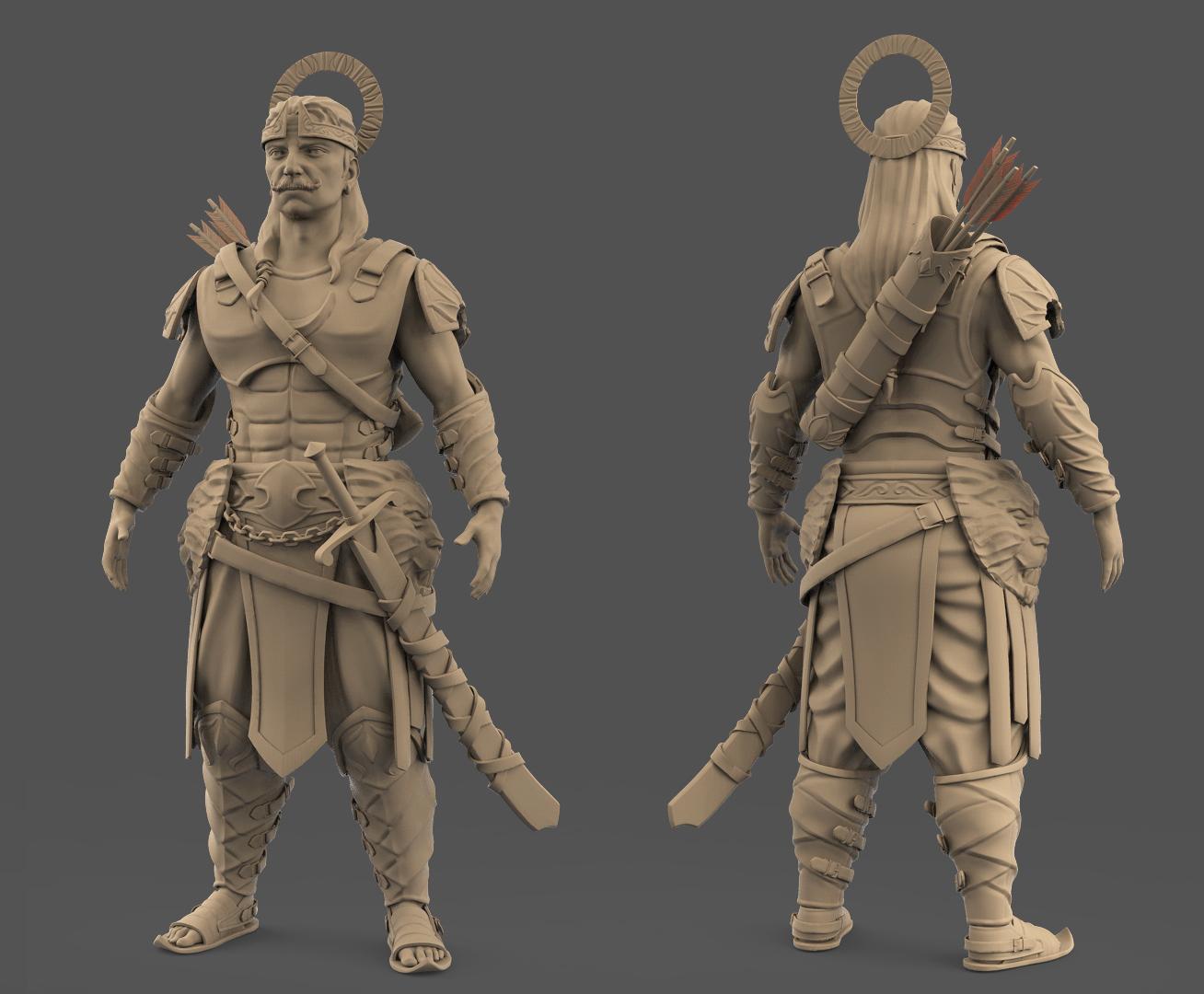Indian Mythology Character