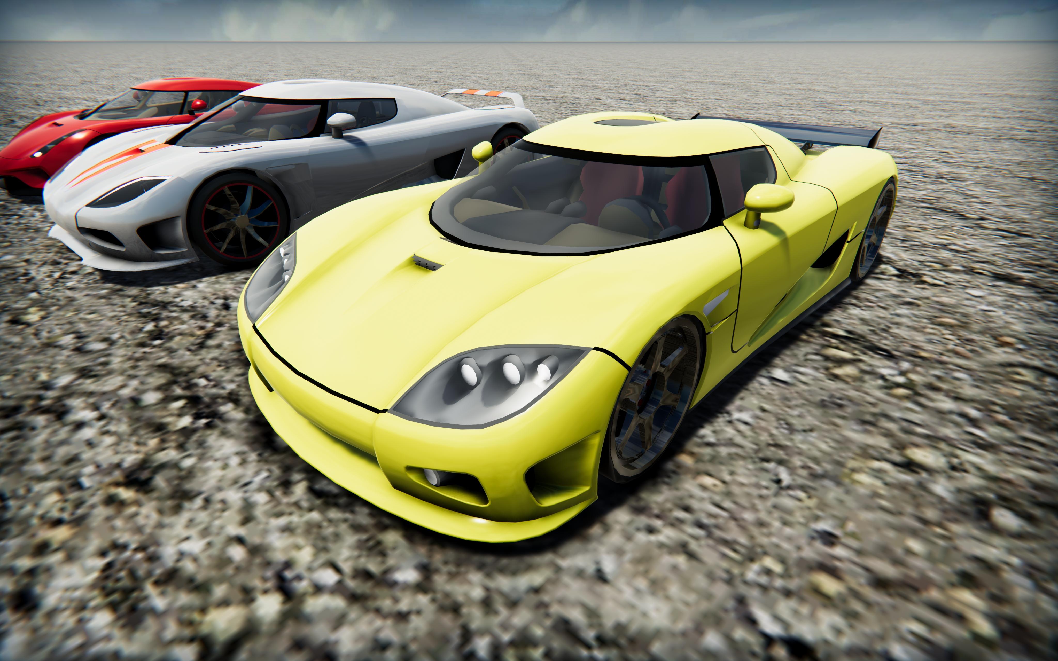 Supercar collections Koenigsegg
