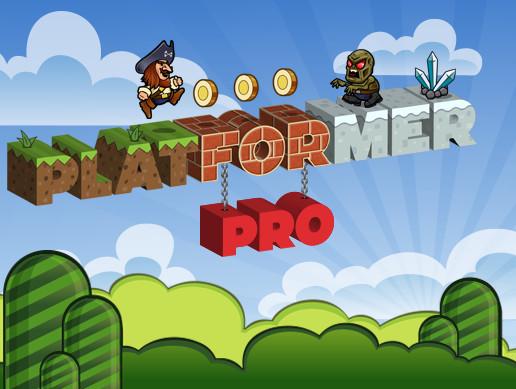Platformer PRO  [Unity Asset Store]