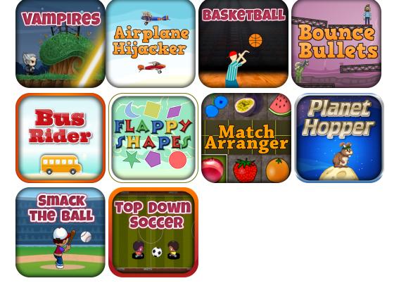 155 mini HTML5 games