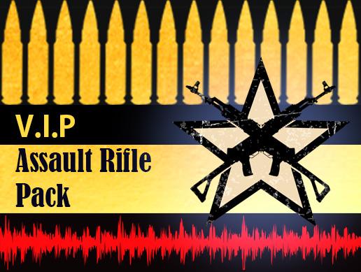 VIP Assault Rifle Pack