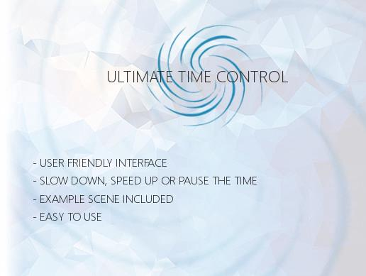 uTime - Ultimate Time Control