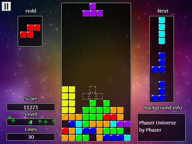 Tetris Clone