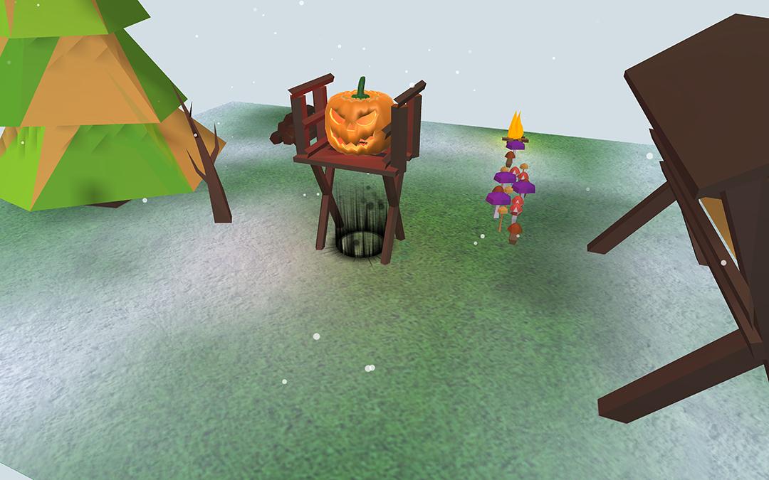 Augmented Halloween