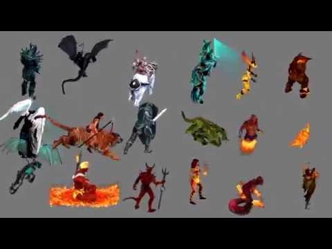 Heroes (Art Manager, Technical Artist, FX)