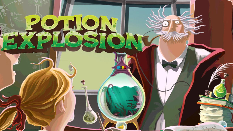 Potion Explosion - AI