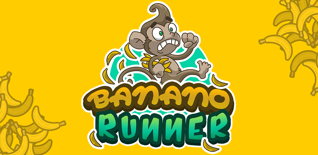 Banano Runner - Run for real crypto!