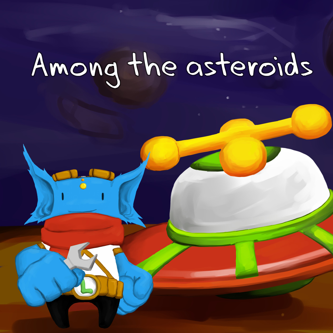 Among the asteroids soundtrack