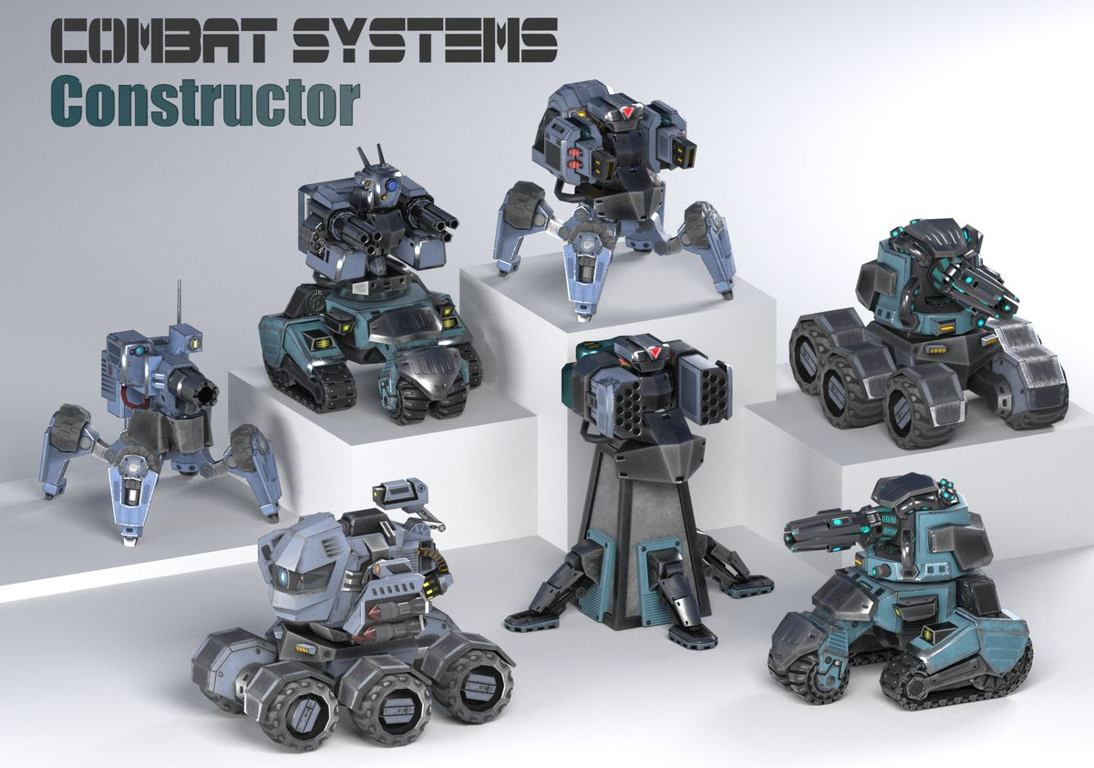 Combat Systems-Constructor