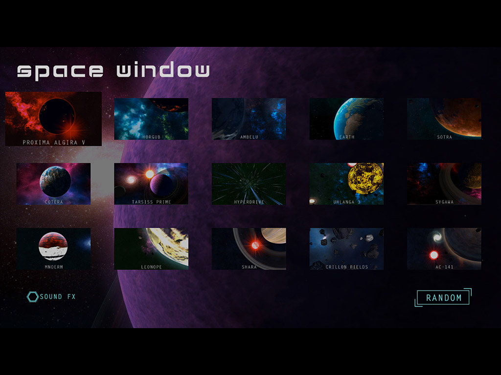 Space Window