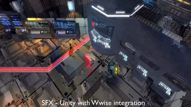 Angry Bots - Sound Design for Unity with Wwise integration