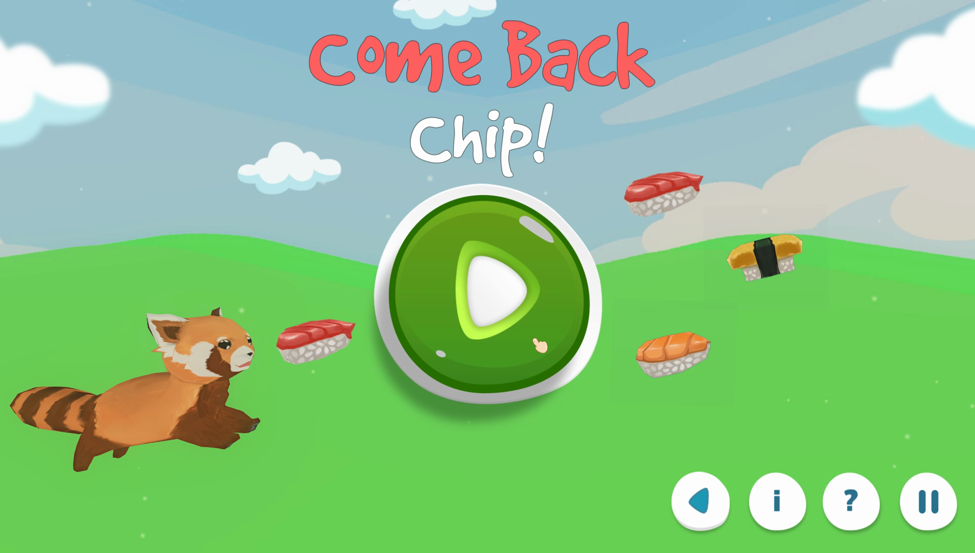 Come Back Chip!