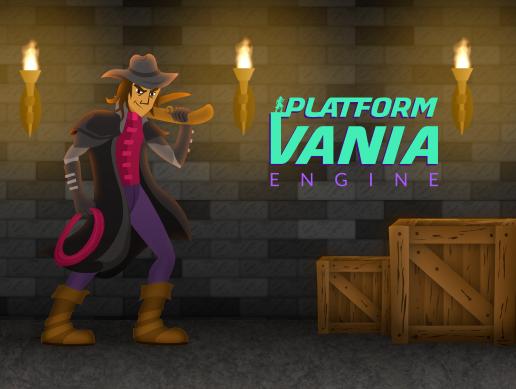 Platform Vania Engine