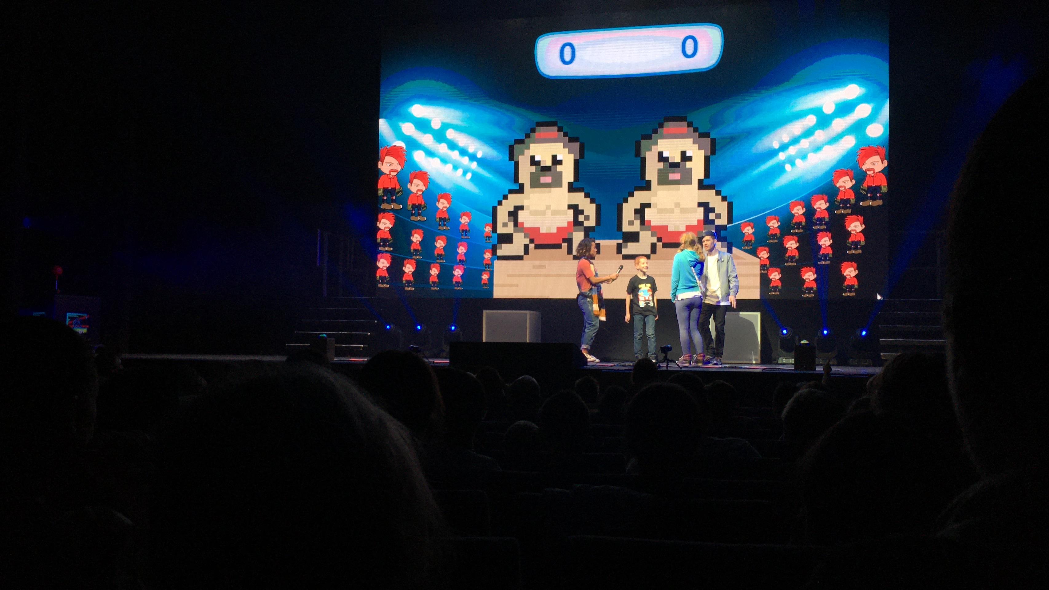 DAN TDM - Live Show Games
