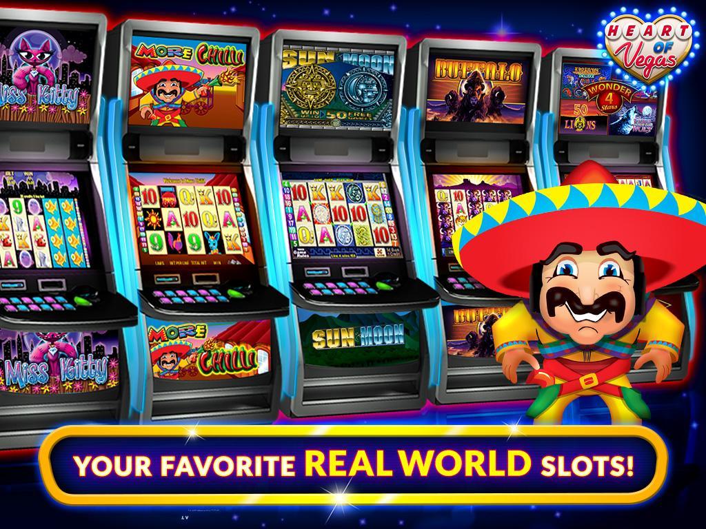 Download offline casino games
