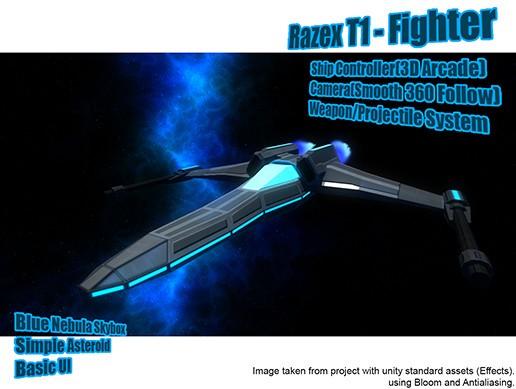 The Razex T1 - Fighter